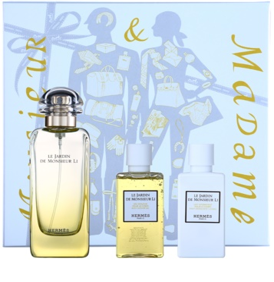 Hermès Le Jardin De Monsieur Li ajándékszett