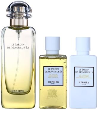 Hermès Le Jardin De Monsieur Li ajándékszett 2