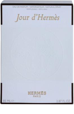 Hermès Jour d´Hermes woda perfumowana dla kobiet  napełnialny 4