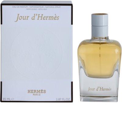Hermès Jour d´Hermes parfémovaná voda pro ženy  plnitelná
