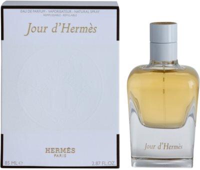 Hermès Jour d´Hermes parfumska voda za ženske  polnilna