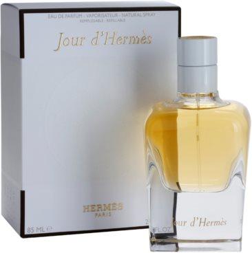 Hermès Jour d´Hermes woda perfumowana dla kobiet  napełnialny 1