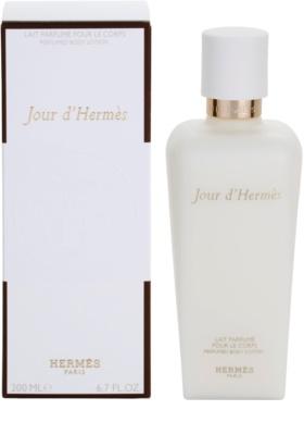 Hermès Jour d´Hermes leite corporal para mulheres