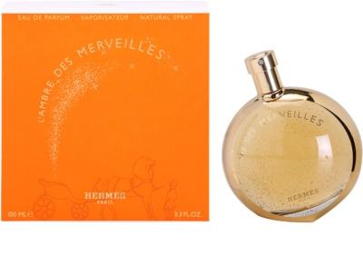 Hermès L'Ambre des Merveilles Eau de Parfum para mulheres