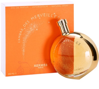 Hermès L'Ambre des Merveilles parfémovaná voda pro ženy 1