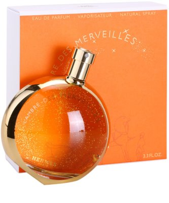 Hermès L'Ambre des Merveilles woda perfumowana dla kobiet 2