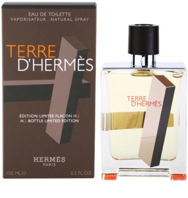 Hermès Terre D'Hermes 2012 Limited Edition H.2 Eau de Toilette für Herren
