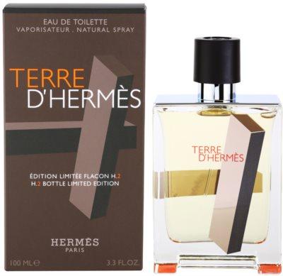Hermès Terre D'Hermes 2012 Limited Edition H.2 Eau de Toilette pentru barbati