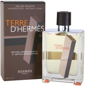 Hermès Terre D'Hermes 2012 Limited Edition H.2 Eau de Toilette für Herren 1
