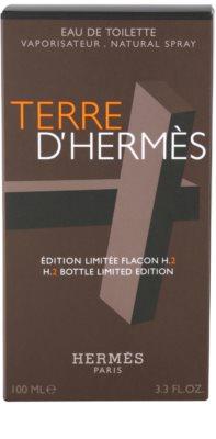 Hermès Terre D'Hermes 2012 Limited Edition H.2 Eau de Toilette für Herren 4