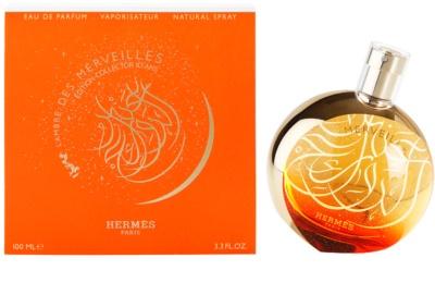 Hermès L'Ambre des Merveilles Limited Edition Collector 10 ANS Eau De Parfum pentru femei