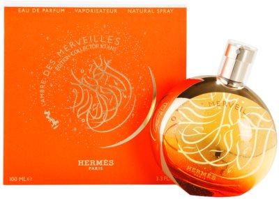 Hermès L'Ambre des Merveilles Limited Edition Collector 10 ANS eau de parfum para mujer 2