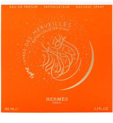 Hermès L'Ambre des Merveilles Limited Edition Collector 10 ANS eau de parfum para mujer 5