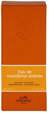 Hermès Eau de Mandarine Ambrée одеколон унисекс 5