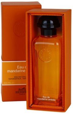 Hermès Eau de Mandarine Ambrée одеколон унисекс 4
