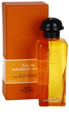 Hermès Eau de Mandarine Ambrée одеколон унисекс 1