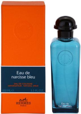 Hermès Eau de Narcisse Bleu Eau de Cologne unissexo