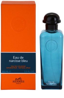 Hermès Eau de Narcisse Bleu одеколон унисекс