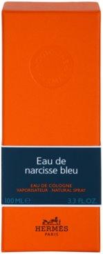 Hermès Eau de Narcisse Bleu kölnivíz unisex 4