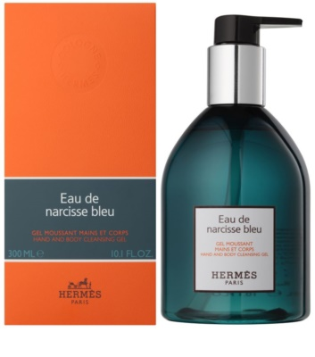 Hermès Eau de Narcisse Bleu gel za prhanje uniseks