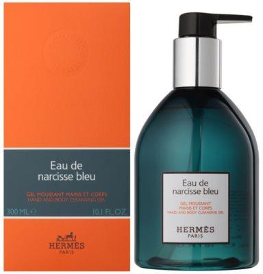 Hermès Eau de Narcisse Bleu гель для душу унісекс