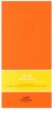 Hermès Collection Colognes Eau de Néroli Doré colonia unisex 1
