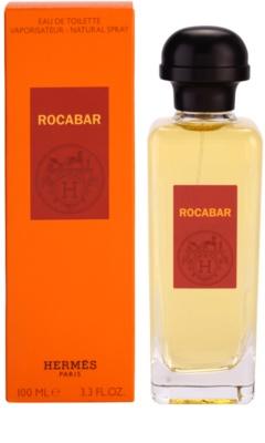 Hermès Rocabar Eau de Toilette pentru barbati