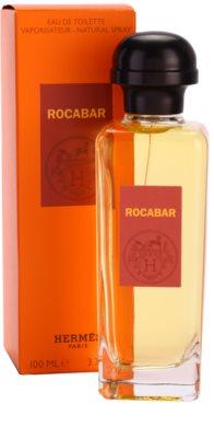 Hermès Rocabar Eau de Toilette pentru barbati 1