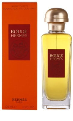 Hermès Rouge Hermes Eau de Toilette para mulheres