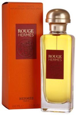 Hermès Rouge Hermes Eau de Toilette para mulheres 1