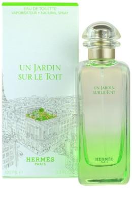 Hermès Un Jardin Sur Le Toit toaletna voda uniseks