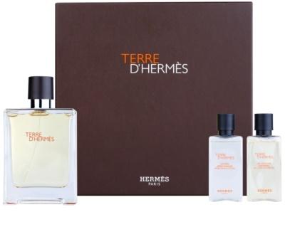Hermès Terre D´Hermes 2012 ajándékszett