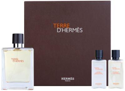 Hermès Terre D´Hermes 2012 set cadou