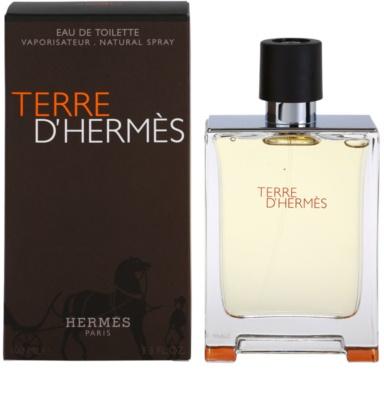 Hermès Terre D'Hermes toaletna voda za moške