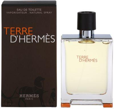 Hermès Terre D'Hermes туалетна вода для чоловіків