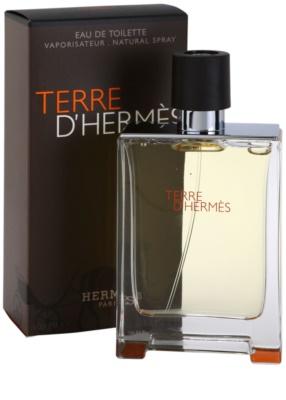 Hermès Terre D'Hermes Eau de Toilette für Herren 1