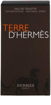 Hermès Terre D'Hermes Eau de Toilette für Herren 4