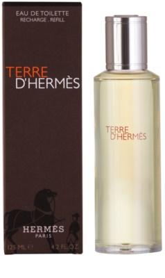 Hermès Terre D'Hermes eau de toilette para hombre  recarga