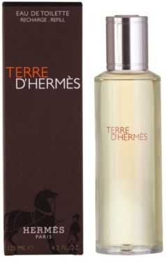 Hermès Terre D'Hermes toaletní voda pro muže  náplň