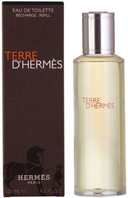 Hermès Terre D'Hermes woda toaletowa dla mężczyzn  uzupełnienie