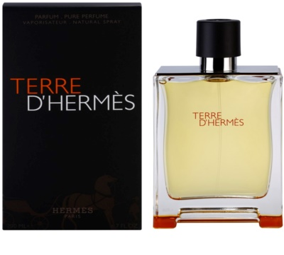 Hermès Terre D'Hermes парфуми для чоловіків