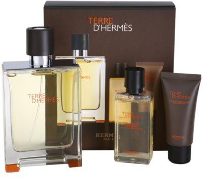 Hermès Terre D'Hermes darilni seti