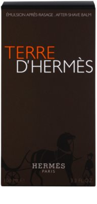 Hermès Terre D'Hermes bálsamo after shave para hombre 2