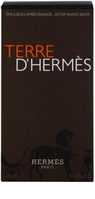 Hermès Terre D'Hermes bálsamo após barbear para homens 2