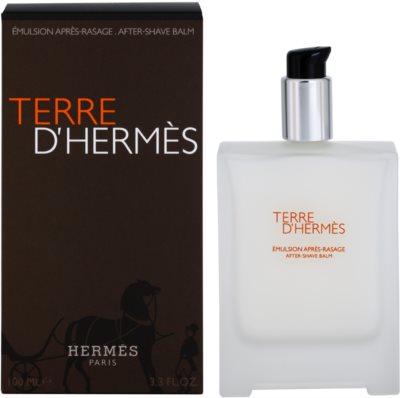 Hermès Terre D'Hermes balzám po holení pre mužov