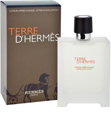 Hermès Terre D'Hermes After Shave für Herren