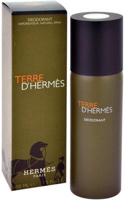 Hermès Terre D'Hermes deospray pentru barbati