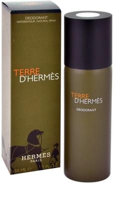 Hermès Terre D'Hermes дезодорант-спрей для чоловіків