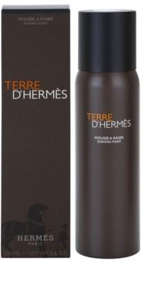 Hermès Terre D'Hermes borotválkozó hab férfiaknak