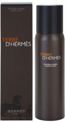 Hermès Terre D'Hermes Rasierschaum für Herren